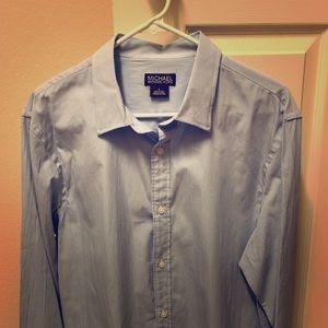 Men's Michael Kors Button-Down Shirt